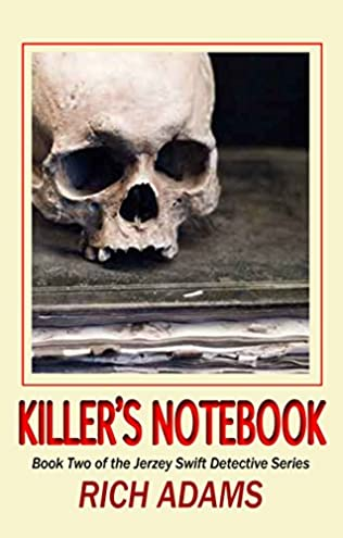 book cover of Killer\'s Notebook