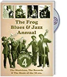 img - for The Frog Blues & Jazz Annual No. 4 book / textbook / text book