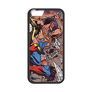 iphone6 4.7 inch phone cases Black Marvel comic Phone cover NAS3822132