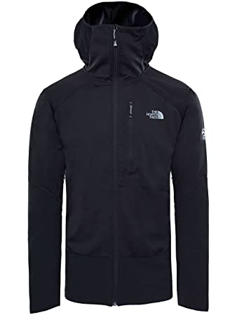 The North Face Summit L4 Windstopper Hybrid Hoodie Jacket - Giacca da uomo  in softshell antivento 19e11a9b4513