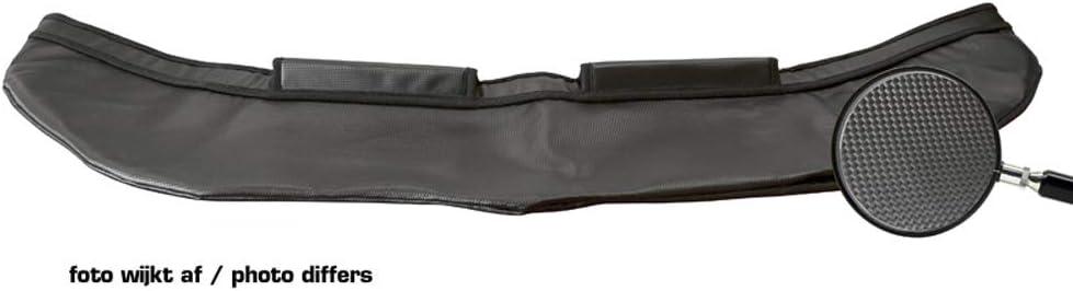 Autostyle 0816 Carbon Bonnet Stone Guard Cover