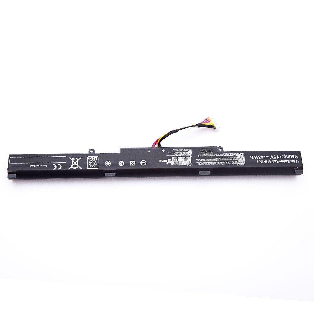 Bateria A41N1501 15V 48Wh para ASUS ROG G752VW GL752VL GL752VW N752VW N552V N552VX N752V Series A41LK9H L41LK2H 0B110-00