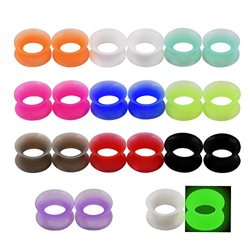 Plugs 16mm Body Jewelry - 7
