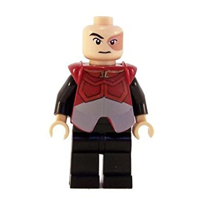 Prince Zuko - LEGO Avatar: The Last Air Bender Figure: Toys & Games