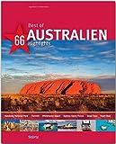 Best of Australien - 66 Highlights - Ein Bildband mit über 180 Bildern auf 140 Seiten - STÜRTZ Verlag
