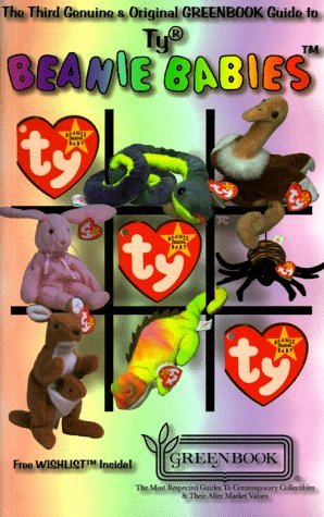 The Third Genuine & Original GREENBOOK to Ty Beanie Babies by Greenbook Publishing (1998-09-24) - 09 Beanie