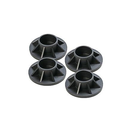 Amazon.com: Intex 13-16 Foot Metal Frame Pool Replacement Leg Caps ...