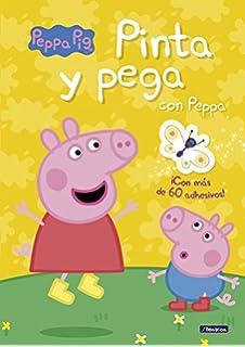 Peppa Pig - Cartas de juego gigantes (Jumbo 00905): Amazon ...