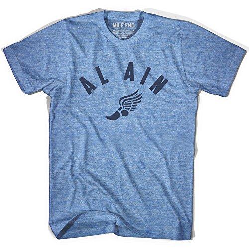 Athletic Grey Khobar Track T-shirt XX-Large
