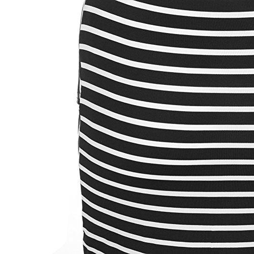 La Cabina Sexy Robe Longue Irrégulière Femme Classique Sans Manches à Bretelle -T- Shirt Soirée Plage Femme