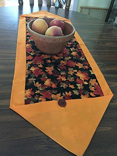 Fall Table Runner   Autumn Table Runner   Thanksgiving Table Runner   Fall  Leaves   Leaves