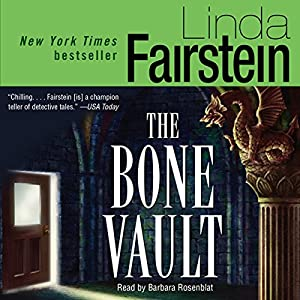 The Bone Vault Audiobook