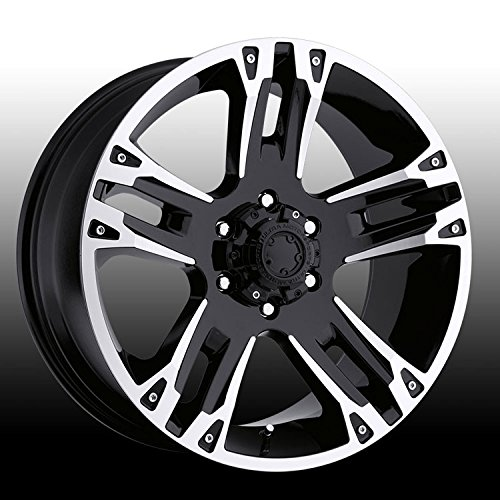 8 lug 16 inch black rims - 8
