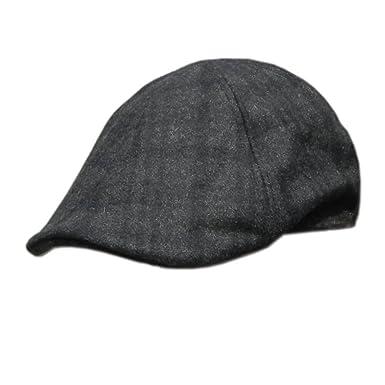 Amazon.com  Celtic Clothing Brooklyn Cap Style Flat Cap c1cb86a7b27