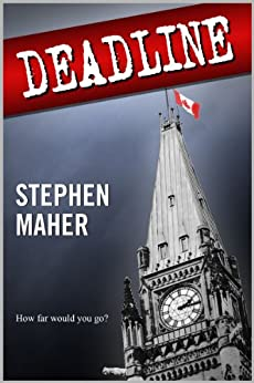 Deadline by [Maher, Stephen]