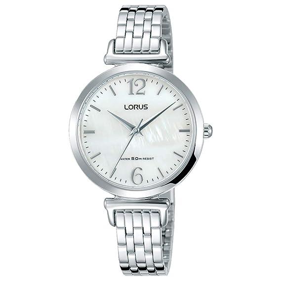 30eb1b6b1dc7 Reloj - Lorus - para Mujer - RG227NX9  Amazon.es  Relojes