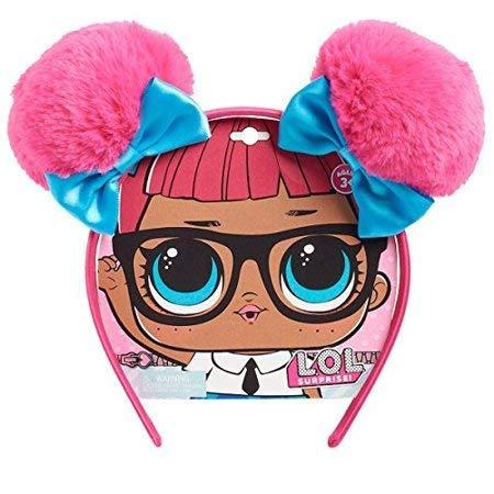 Price comparison product image L.O.L. Surprise! LOL Surprise! Teachers Pet Pink Poms Double Pom Headband