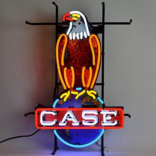 Price comparison product image Neonetics Case Eagle International Harvester Neon Sign