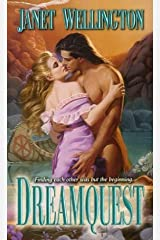 Dreamquest (Time Travel Romance) by Janet Wellington (2004-05-01) Mass Market Paperback