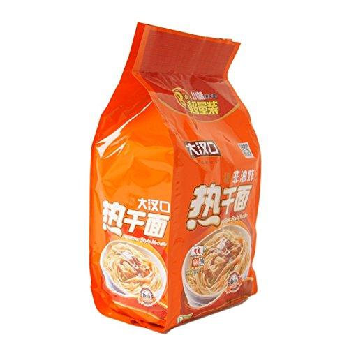 Hankow Style Noodle (Sichuan Flavor) 8in1 bag 920g by Wuhan Da Hankou