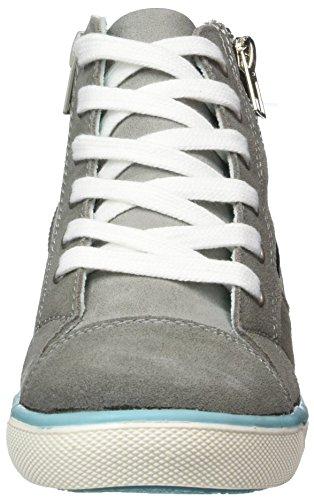 Indigo Mädchen 451 051 High-Top Grau (Grey)