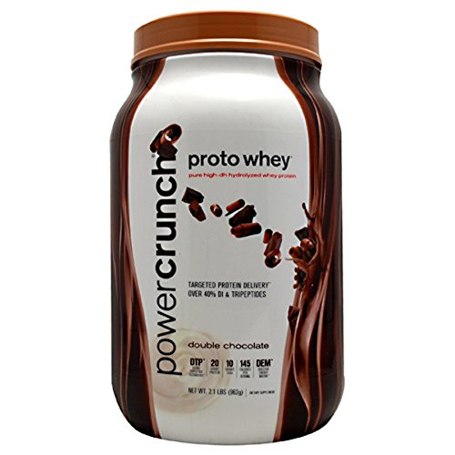 PowerCrunch Proto Whey Double Chocolate 2 lbs (910 g)