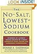 #9: The No-Salt, Lowest-Sodium Cookbook