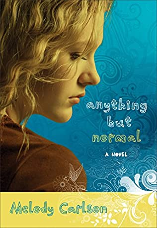 book cover of Anything but Normal