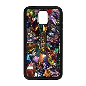 Samsung Galaxy S5 Phone Case for Classic Game World of Warcraft Theme pattern design GCGWDWC932109