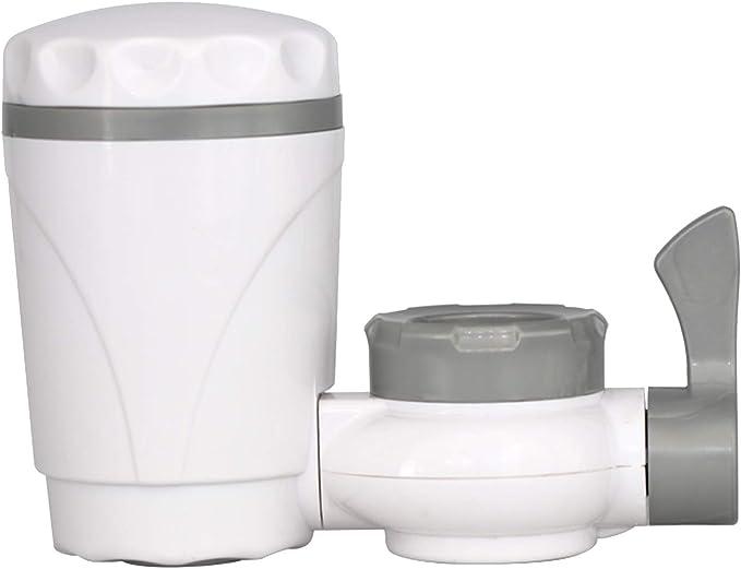 Montloxs - Filtro de Agua para Grifo con Sistema de filtración de ...