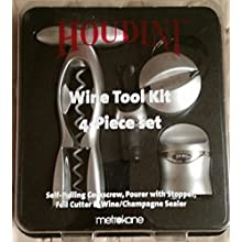 Houdini Wine Tool Kit, 4-Piece