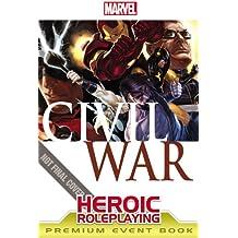 Marvel Heroic Roleplaying: Civil War Event Book Premium