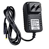 Lysignal DC 12V 1A Switching Power Supply Adapter for AC 110V-240V 50Hz/60Hz 2.1mm with 4ft Cable