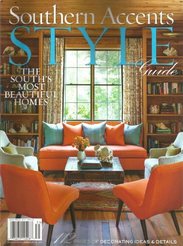 Southern Accents Magazine Style Guide