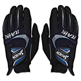 2014 Srixon Rain Mens Playing Golf Gloves For Cold and Wet Weather - PAIR