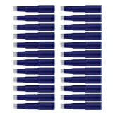 Cross Fountain Pen Cartridge Ink Refills, Blue, 6 per card, 24 Pack 8920