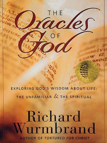 Download The Oracles of God Pdf