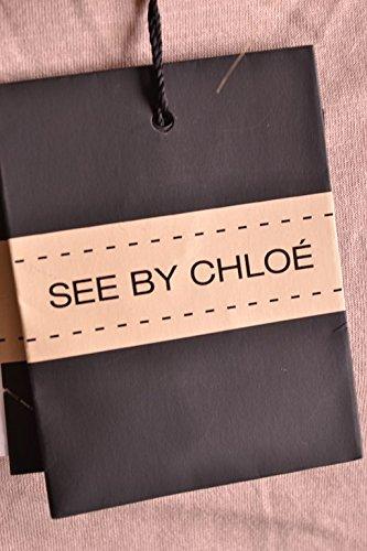 SEE BY CHLOÉ Top Donna MCBI273018O Cotone Beige