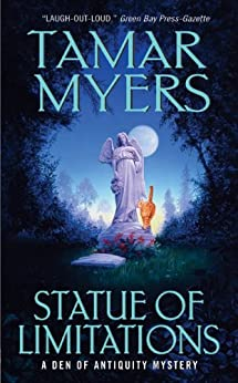 Statue of Limitations (Den of Antiquity) by [Myers, Tamar]