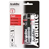 Araldite Rapid Adhesive - Sets In 5mins