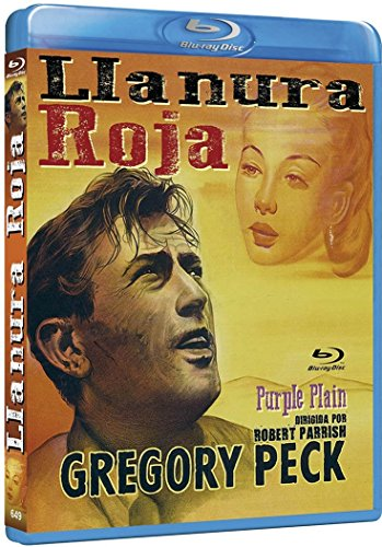 The Purple Plain [ Blu-Ray, Reg.A/B/C Import - Spain ]