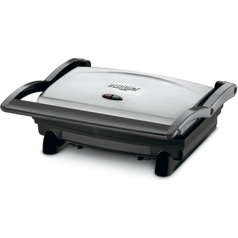Cuisinart GR-1 Griddler Panini and Sandwich Press – Certified Refurbished