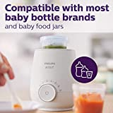 Philips Avent Fast Baby Bottle Warmer with Smart