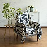 bbpawing Nordic Style Thickening Sofa Towel Cotton Blanket Multi-function Blanket