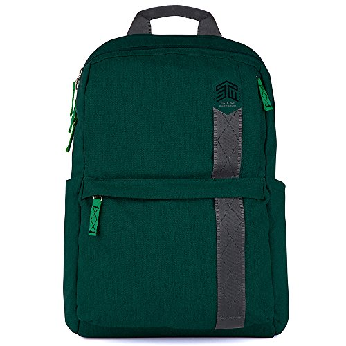 STM Banks Backpack For Laptop & Tablet Up To 15'' - Botanical Green (stm-111-148P-08) by STM (Image #9)