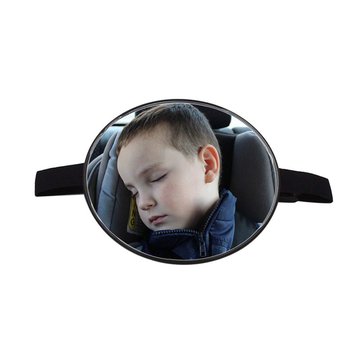 Tree-on-Life Auto-Innenspiegel Auto Sicherheit Easy View R/ücksitz Verstellbarer Spiegel Baby Nach hinten Ansicht Acryl Autozubeh/ör