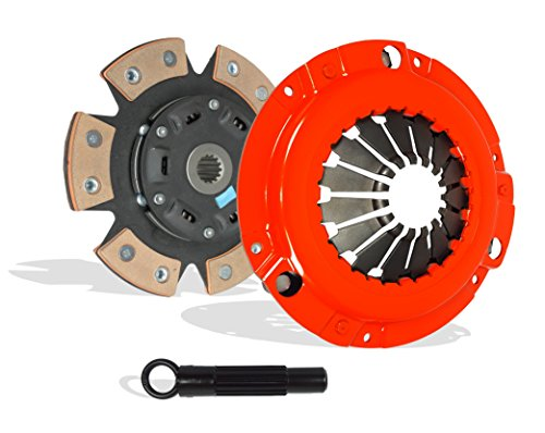 - Clutch Kit Works With Cavalier Sunfire Grand Am 2002-2005 2.2L In. l4 GAS DOHC Naturally Aspirated (On 2002 Chevrolet Cavalier and Pontiac Sunfire, for VIN F, Disc size is 8 7/8 x 1 x 14; Stage 2)