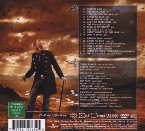 album the scarecrow avantasia