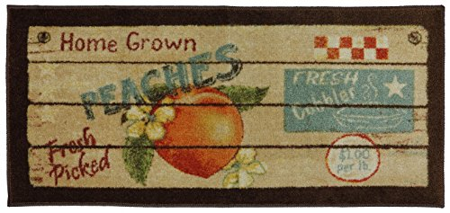 Mohawk Home New Wave Fruit Crate Printed Rug, 1'8x3'9, Multi