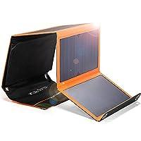Solar Charger, 24W Folding Solar Panel C...